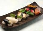 野菜のにぎり寿司