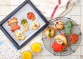 あましおちゃんと仲間たち ソルトクッキー