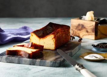 大人のソルトペッパーチーズケーキ