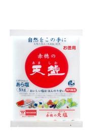赤穂の天塩(5kgポリ袋)