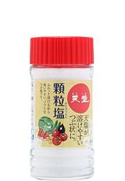 天塩の顆粒塩(60gビン)