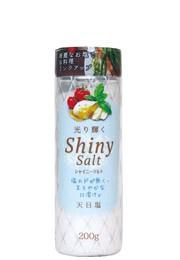 シャイニーソルト(200gペットボトル)