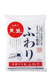 赤穂の天塩 ふわり(400g ポリ袋)