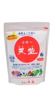 赤穂の天塩(700gスタンドパック)