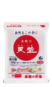 赤穂の天塩(700gチャック付)