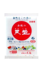 赤穂の天塩(3kgポリ袋)