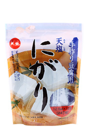 手づくり豆腐用天塩にがり(150mlポリ袋)
