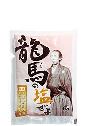 龍馬(わし)の塩ぜよ(200gポリ袋)