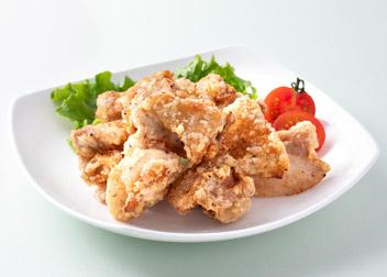 鶏の塩から揚げ