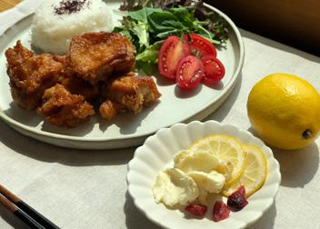 【塩ディップ】 塩レモン クリームチーズ