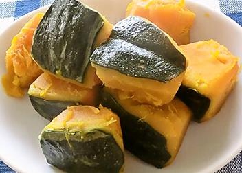 【レシピコンテスト金賞】かぼちゃの塩バター煮